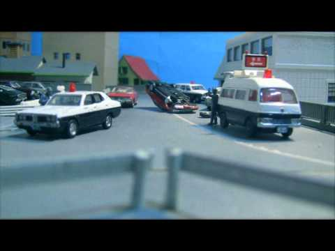 The Chase (With Japanese Toy Cars)