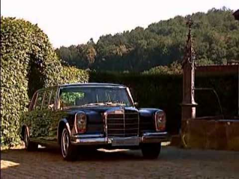 The Grand Mercedes Benz  600 Pullman