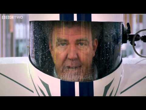 Jeremy Clarkson builds his own car, registers it for the road and drives it around England.