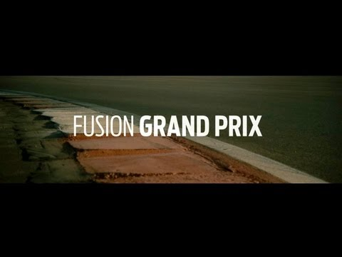 Piquet Versus Mansell in Ford Fusions