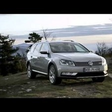 ► 2013 Passat Alltrack [OFF-ROADING]
