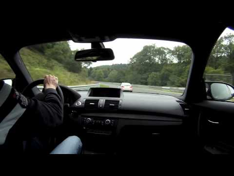 Nurburgring Lap 1M Coupe vs CSL