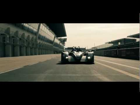Morgan returns to Le Mans 2012. LMP2's first outing on the track!