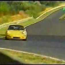 DRIFT in Nurburgring