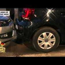 Tightest parallel parking - GWR Video of the Week 3rd August 2011
