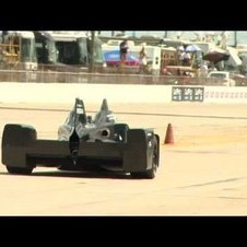 Deltawing in action - 2012 Sebring 12 Hours - LeMansLive.com