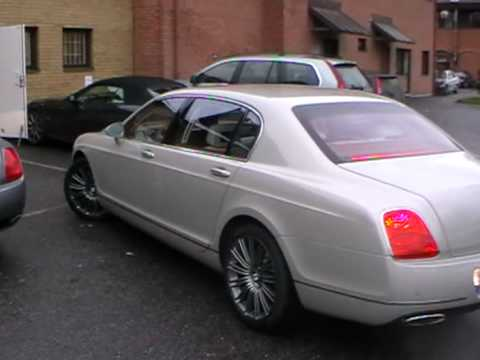 Bentley Continental Flying Spur Speed 1