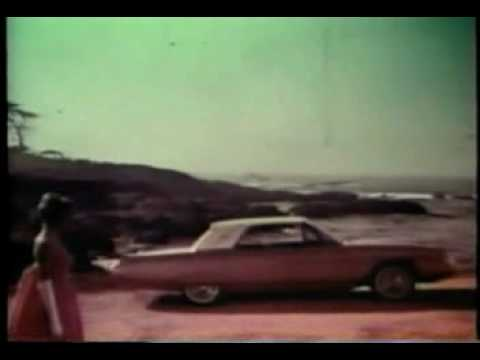 1963 Ford Thunderbird Landau Commercial