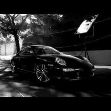 Porsche Black Edition Commercial