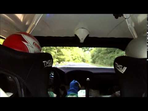 GT86 CS-R3 first test - onboard footage