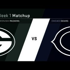 Packers vs. Bears Week 1 preview