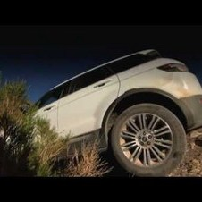 Range Rover Evoque On Top Gear | Range Rover USA