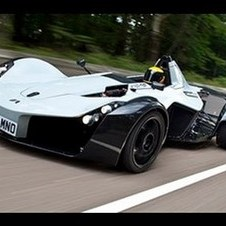 BAC Mono video review