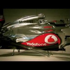 Vodafone McLaren Mercedes Technical Car Launch 2012