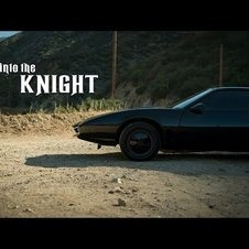 1986 Pontiac Firebird - Knight Rider KITT with DAVID HASSELHOFF