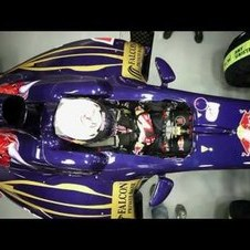 Toro Rosso 2012 - Car Launch