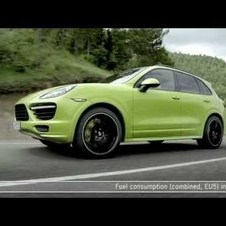 The new Porsche Cayenne GTS: Purist