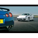 Tiff talks about Porsche and Nissan GT-R's and I agree with him (and there's a ditty from me in there too...)