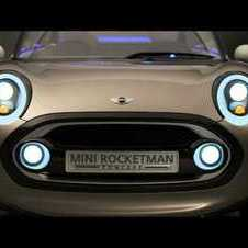 MINI Rocketman concept - exterior design