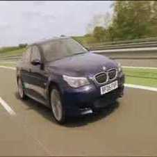 BMW M5 - Road Tests