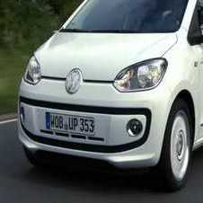 The new Volkswagen UP! - First Driving!