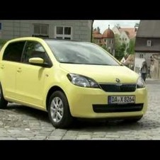Test: Skoda Citigo 1.0