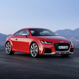 Audi launches new TT RS in Beijing