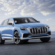Audi Q8 Concept officially revealed