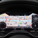 Audi Unveils High-Tech Interior of Next TT at CES