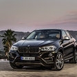 BMW launches new generation X6