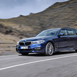 BMW launches new estate 5 Series Touring