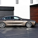 BMW presents the 6 Series Gran Coupe