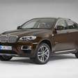 BMW Refreshes X6 for 2012