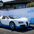 Bugatti Paints Grand Sport Vitesse Blue and White, Calls It Special Edition