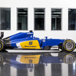 C34 is Sauber's F1 for 2015