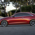 Cadillac ATS Coupe Gets Unique Body and More Powerful Turbo Engine