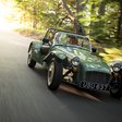 Caterham reveals Seven Sprint