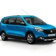 Dacia grows Stepway range with Lodgy