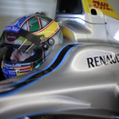 Formula E Car Gets Its First Track Test