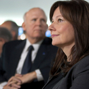 General Motors Promotes Mary Barra as Next CEO