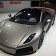 GTA Motors Launches Production Spano Supercar with 8.3l V10