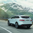Jaguar F-Pace revealed at the Frankfurt Motor Show