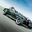 Kobayashi creates special edition of Caterham Seven