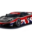 McLaren Giving Updated MP4-12C and Union Jack-liveried GT3 Goodwood Debut