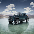 Mercedes launches luxurious SUV Maybach G650 Laundalet