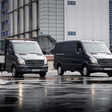 Mercedes Unveils New Sprinter, Goes on Sale in September