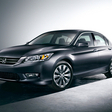 New Accord Begins Production in US