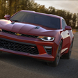 New generation Chevrolet Camaro unveiled