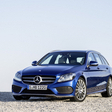 New Mercedes C-Class Estate unveiled