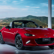 New generation Mazda MX-5 unveiled